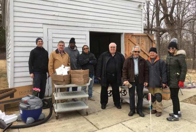 parish volunteer projects